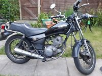 Yamaha SR125 1992