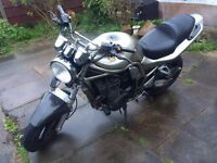 Suzuki Bandit 1200 Mk1 2001, great condition