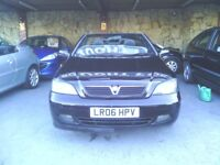 VAUXHALL ASTRA CONVERTIBLE MOT PX WELCOME