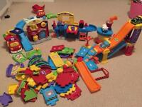 VTech Toot-Toot - 5 different sets