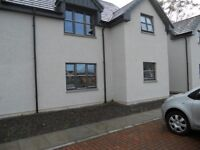 2 BED GROUND FLOOR FLAT IN FORRES