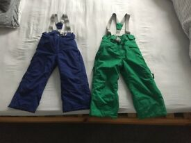 Kids Trespass Ski Pants
