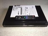 Panasonic DMR-EX78 HDD recorder/DVD player - SORRY NOW SOLD