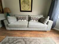 Next sofa - grey