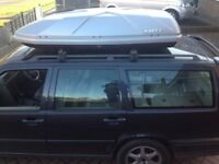 VOLVO ROOF BOX