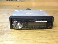 PIONEER MVH-160UI - IPHONE IPOD AUDIO RADIO WMA AUX IN USB MP3 - LEADS INCLUDED