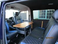 2010 T5 SWB Day Van Sportline pack; 5 seater, 140bhp, rear privacy glass, leisure battery.