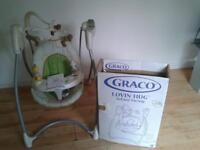 Graco Lovin Hug Swing