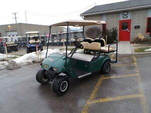 2004 club car Precedent GAS  4Passenger Golf Cart