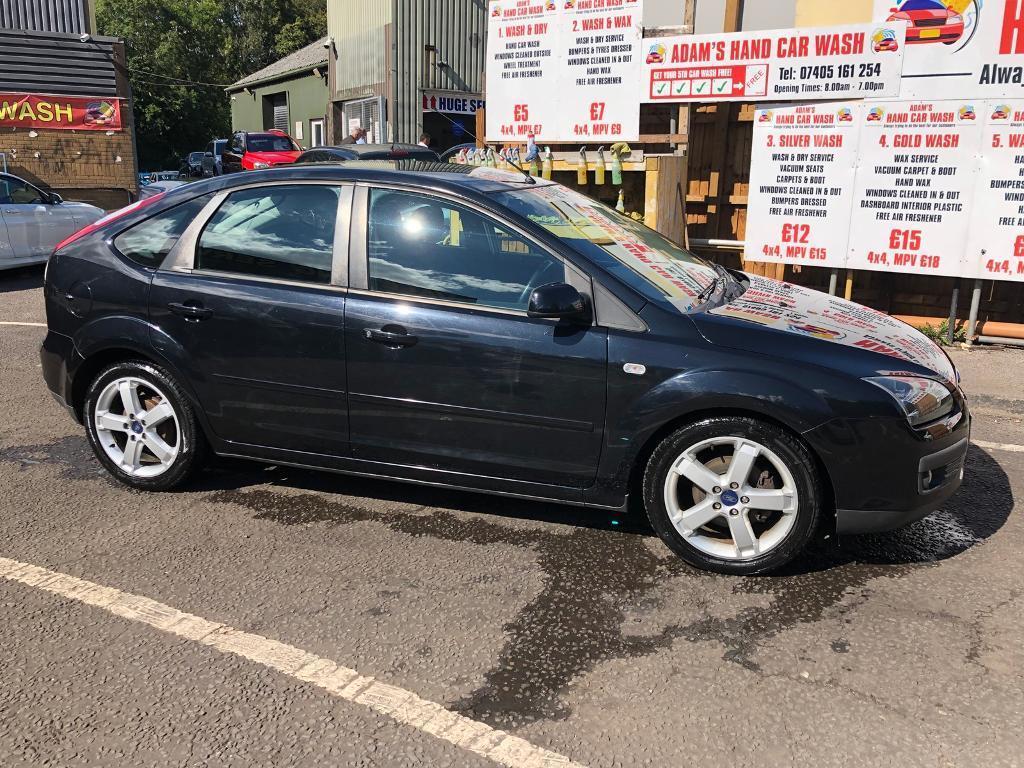 Ford Focus ZETEC, 2007/57, 1 6 petrol, July 2019 mot, ideal family car | in  Blackwood, Caerphilly | Gumtree