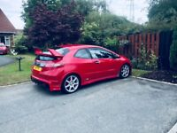 08 HONDA CIVIC FN2 2.0 TYPE R GT