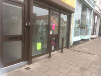 Shop to let in Gloucester Rd Horfield Area at Ashley down Rd junction