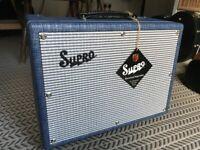Supro Robert Keeley 1970 RK Amplifier