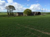 3 building plots with full planning permission