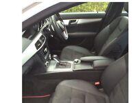 Mercedes c250 amg sport plus 2013