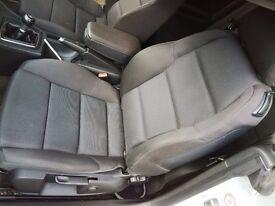 Audi A4 Sline Convertible Cabriolet Recaro Inflatable Adjustable Seats