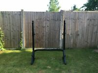 Squat / Press Rack - ideal for home gym