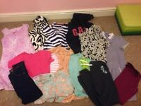 Bundle girls clothes 10/11 years