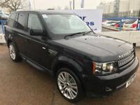 LAND ROVER RANGE ROVER SPORT 3.0 SDV6 HSE 5d AUTO 255 BHP A GREAT EXAMPLE INSIDE AND OUT 2011