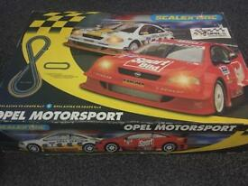 Scalextric Opel Motorsport original