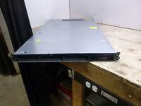 HP Proliant DL160 G6 1x Xeon E5620 2.4GHz 32GB RAM Bay 1U Rack Server
