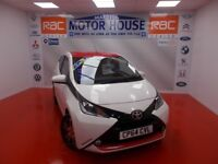Toyota Aygo VVT-I X-PRESSION(£0.00 ROAD TAX) FREE MOT'S AS LONG AS YOU OWN THE CAR!! 2015