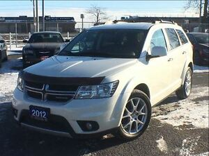 2012 Dodge Journey R/T**AWD**LEATHER SEATS**8.4 TOUCHSCREEN**NAV