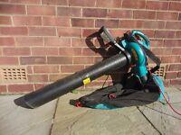 Bosch ALS 25 Garden Vacuum/Leaf Blower