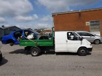 Wanted all scrap metal free collection