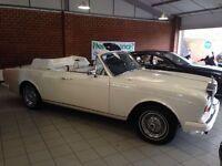 1978 Rolls Royce Convertible