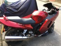 Honda CBR 1100xx Blackbird
