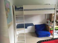 Stompa High Sleeper Children's Bed
