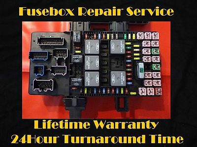 2003-2006 Ford EXPEDITION Fuse Box Fuel Pump Relay