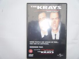The Krays DVD. used,