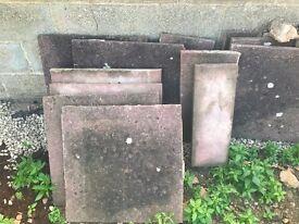 20 Concrete Slabs/ Hardcore