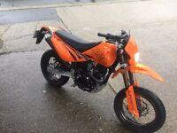 superbyke RMR 125 low mileage