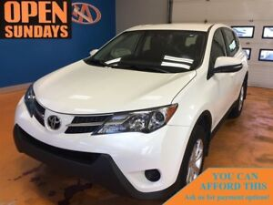 2015 Toyota RAV4 LE! LOW KM'S! FINANCE NOW!