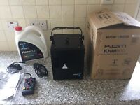 Haze machine 600 / smoke machine only better New in box with fluid