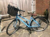 Ladies Ridgeback Bike (Metro Series)