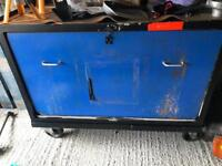 Large Roller cabinet tool chest / benchtop