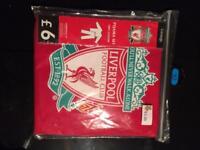 Liverpool boys pyjamas. Still sealed