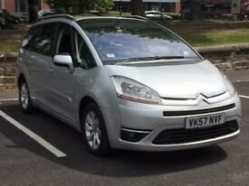 2008 CITREON C4 GRAND PICASSO 2.0 HDI DIESEL AUTOMATIC * PART EXCHANGE WELCOME * DELIVERY *