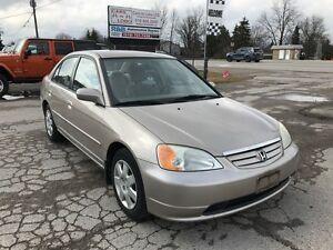 2002 Honda Civic LX-G - Cruise