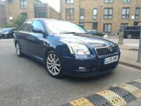 2005 TOYOTA AVENSIS 2.0 VVTI T SPIRIT AUTOMATIC PETROL 1 REGISTERED KEEPER FROM NEW