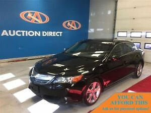 2013 Acura ILX Premium Package, SUN ROOF, BACK UP CAM, BLUETOOTH