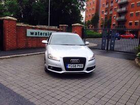 Audi A3 s line tdi black edition 2012 spec !!