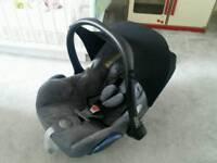 Maxicosi Cabrio car seat