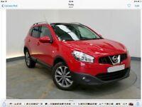 2013 Nissan Qashqai Tekna 1.5 tci leather /sat nav /pan roof /Bose