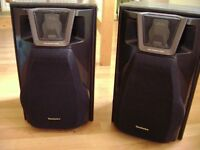 2 x Technics Speakers SB EH60
