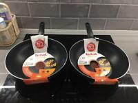 New Tefal frying pan